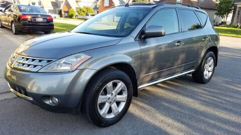 2006 Nissan Murano for sale at G T Auto Group in Goodlettsville TN