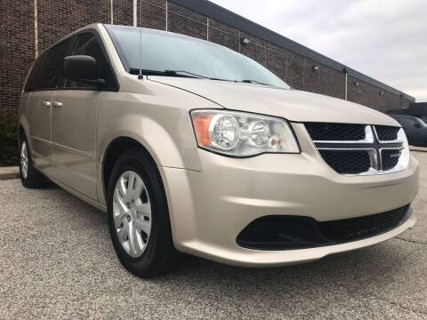 2014 Dodge Grand Caravan for sale at Classic Motor Group in Cleveland OH