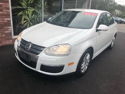 2008 Volkswagen Jetta for sale at MBM Auto Sales and Service in East Sandwich MA