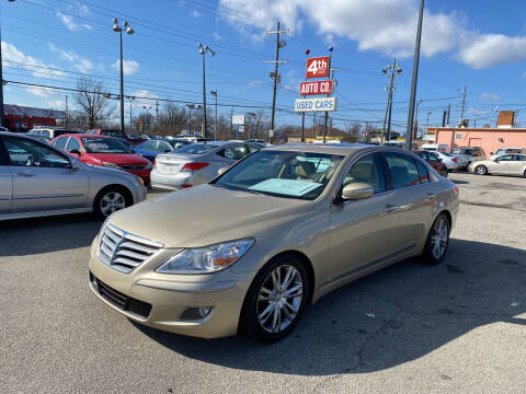 2011 Hyundai Genesis for sale at 4th Street Auto in Louisville KY