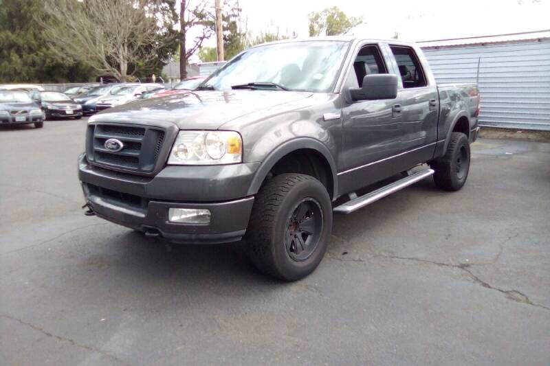 2004 Ford F-150 for sale at University Auto Sales in Cedar City UT
