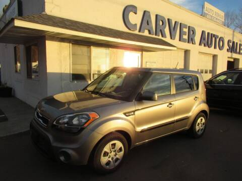 2013 Kia Soul for sale at Carver Auto Sales in Saint Paul MN