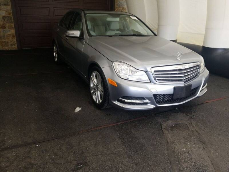 2014 Mercedes-Benz C-Class for sale at Coast to Coast Imports in Fishers IN