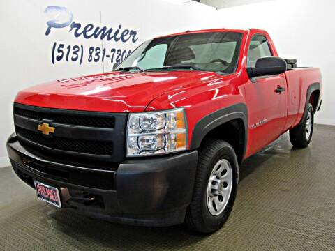 2012 Chevrolet Silverado 1500 for sale at Premier Automotive Group in Milford OH