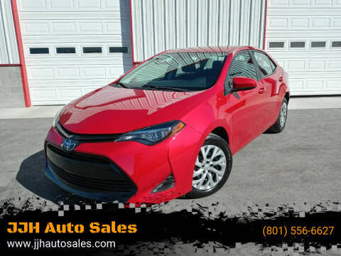 2019 Toyota Corolla for sale at JJH Auto Sales in Salt Lake City UT