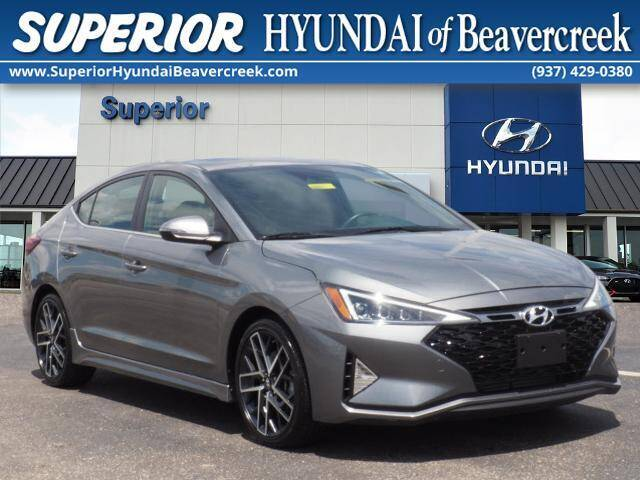 2019 Hyundai Elantra for sale in Beavercreek, OH