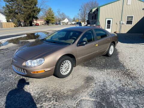 2000 Chrysler Concorde for sale at MOES AUTO SALES in Spiceland IN