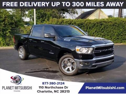 2020 RAM Ram Pickup 1500 for sale at Planet Automotive Group in Charlotte NC