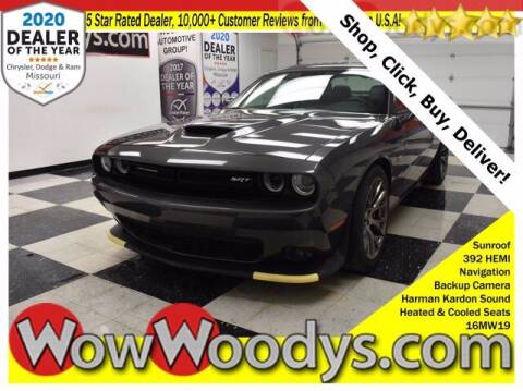 2016 Dodge Challenger for sale at WOODY'S AUTOMOTIVE GROUP in Chillicothe MO