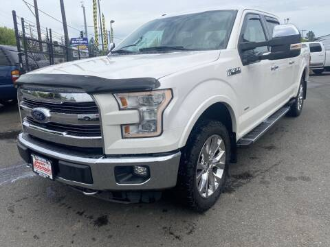 2015 Ford F-150 for sale at Salem Motorsports in Salem OR