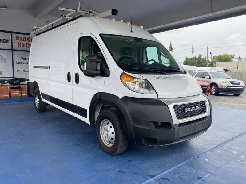 2019 RAM ProMaster Cargo for sale at ELITE AUTO WORLD in Fort Lauderdale FL