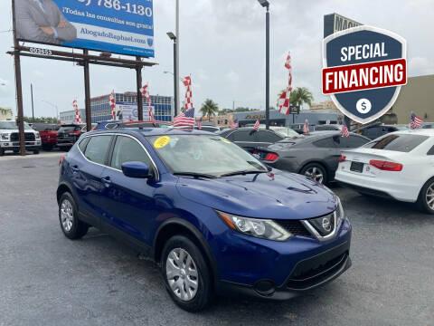 2019 Nissan Rogue Sport for sale at MACHADO AUTO SALES in Miami FL