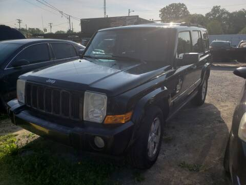 2006 Jeep Commander for sale at D & D All American Auto Sales in Mount Clemens MI