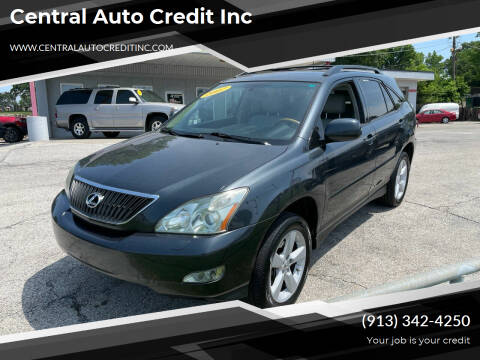2007 Lexus RX 350 for sale at Central Auto Credit Inc in Kansas City KS