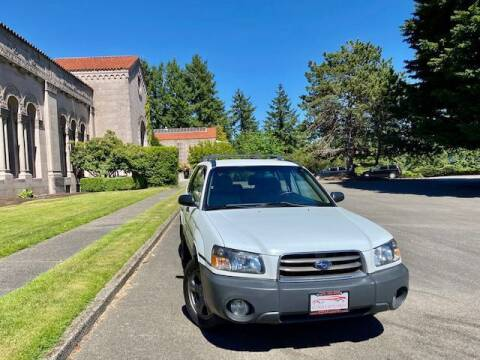 2003 Subaru Forester for sale at EZ Deals Auto in Seattle WA