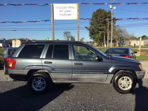 2002 Jeep Grand Cherokee for sale at Affordable Autos II in Houma LA