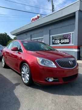 2012 Buick Verano for sale at City to City Auto Sales in Richmond VA