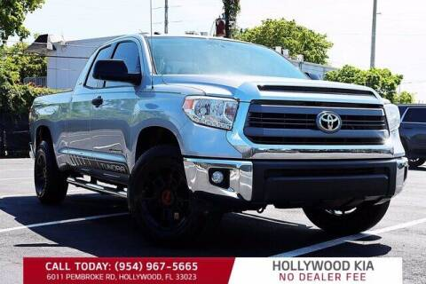 2015 Toyota Tundra for sale at JumboAutoGroup.com in Hollywood FL