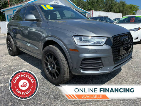2016 Audi Q3 for sale at Bargain Auto Sales in West Palm Beach FL