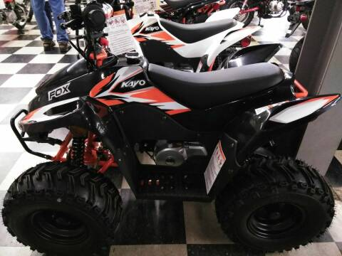 2020 Kayo Fox 70 for sale at Irv Thomas Honda Suzuki Polaris in Corpus Christi TX