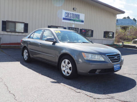 2009 Hyundai Sonata for sale at Crestwood Auto Sales in Swansea MA
