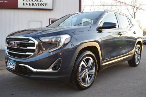 2018 GMC Terrain for sale at DealswithWheels in Hastings MN