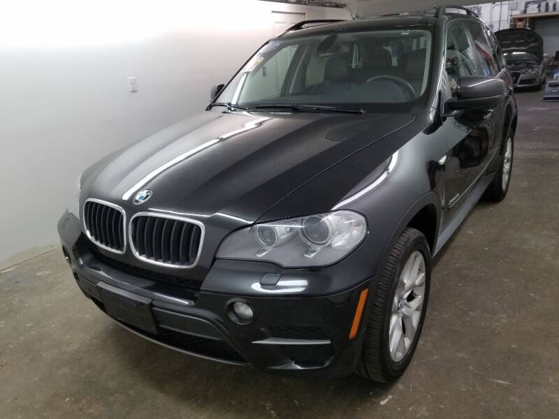 2012 BMW X5 for sale at MR Auto Sales Inc. in Eastlake OH
