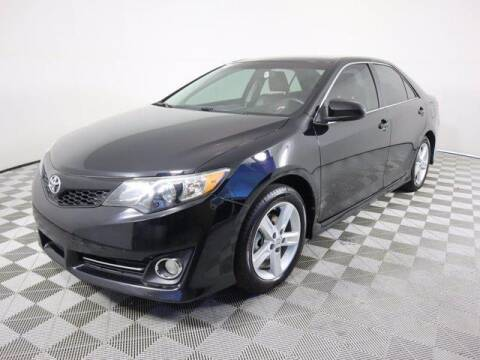 2012 Toyota Camry for sale at CU Carfinders in Norcross GA