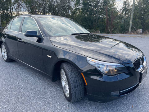 2010 BMW 5 Series for sale at CAR TRADE in Slatington PA