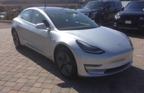 2018 Tesla Model 3 for sale at Shedlock Motor Cars LLC in Warren NJ