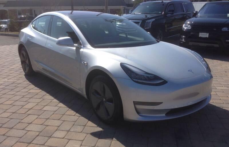 2018 Tesla Model 3 for sale at Shedlock Motor Cars LLC in Warren NJ