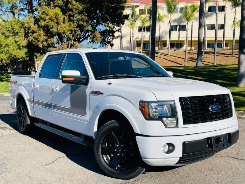 2012 Ford F-150 for sale at Automaxx Of San Diego in Spring Valley CA