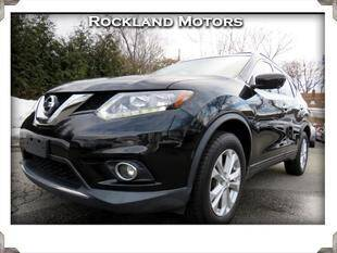 2016 Nissan Rogue for sale at Rockland Automall - Rockland Motors in West Nyack NY