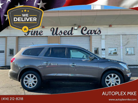 2012 Buick Enclave for sale at Autoplex MKE in Milwaukee WI