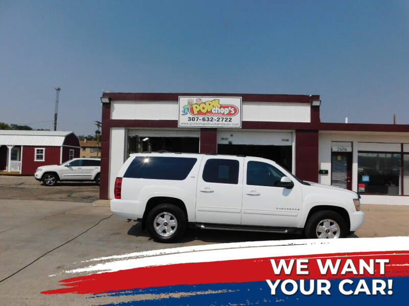 2009 Chevrolet Suburban for sale at Pork Chops Truck and Auto in Cheyenne WY
