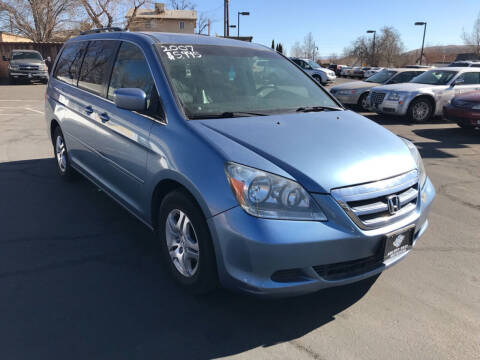 2007 Honda Odyssey for sale at Robert Judd Auto Sales in Washington UT