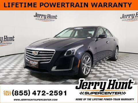 2017 Cadillac CTS for sale at Jerry Hunt Supercenter in Lexington NC