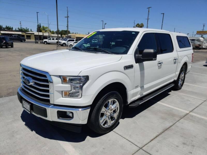 2017 Ford F-150 for sale at California Motors in Lodi CA