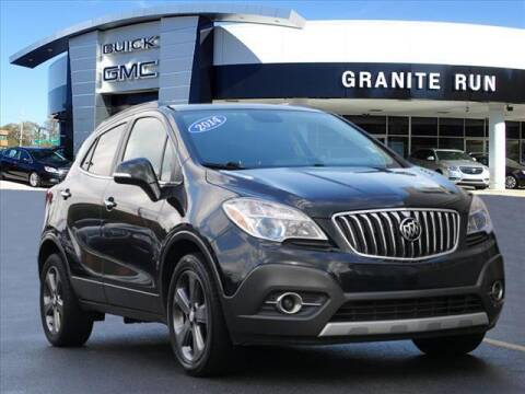2014 Buick Encore for sale at GRANITE RUN PRE OWNED CAR AND TRUCK OUTLET in Media PA