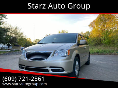 2014 Chrysler Town and Country for sale at Starz Auto Group in Delran NJ