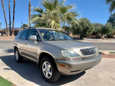 2002 Lexus RX 300 for sale at CORTES MOTORS in Las Vegas NV