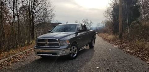 2011 RAM Ram Pickup 1500 for sale at AMA Auto Sales LLC in Ringwood NJ