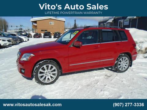 2012 Mercedes-Benz GLK for sale at Vito's Auto Sales in Anchorage AK