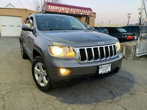 2012 Jeep Grand Cherokee for sale at Imports Auto Sales Inc. in Paterson NJ