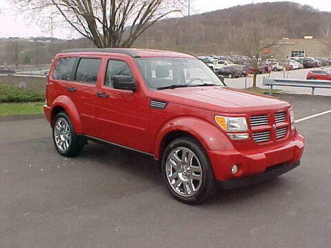 2011 Dodge Nitro for sale at North Hills Auto Mall in Pittsburgh PA