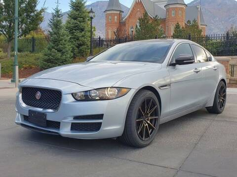 2017 Jaguar XE for sale at Classic Car Deals in Cadillac MI