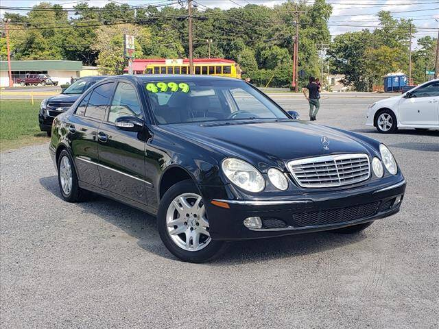 2004 Mercedes-Benz E-Class for sale at Auto Mart in Kannapolis NC