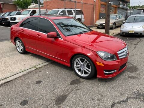 2013 Mercedes-Benz C-Class for sale at United Auto Sales of Newark in Newark NJ