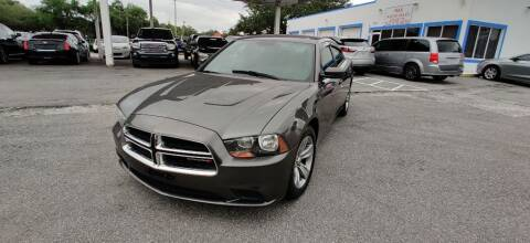 2014 Dodge Charger for sale at Max Auto Sales in Sanford FL