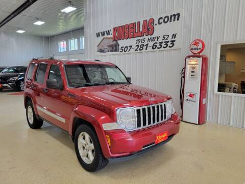 2010 Jeep Liberty for sale at Kinsellas Auto Sales in Rochester MN